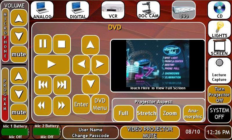 image TP DVD